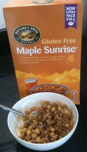 Nature's Path Gluten Free Maple Cereal
