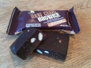 Pulsin Raw Chocolate Brownie Gluten Free Bar