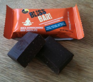 Pulsin Gluten Free Raw Chocolate Bliss Bar