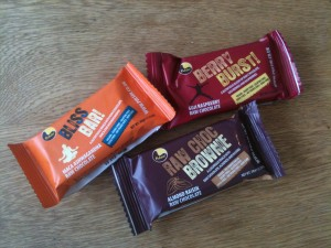 Pulsin Gluten Free Raw Chocolate Bars
